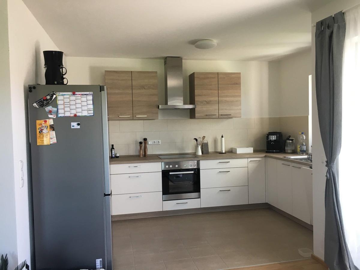 Küche mit aktueller EBK