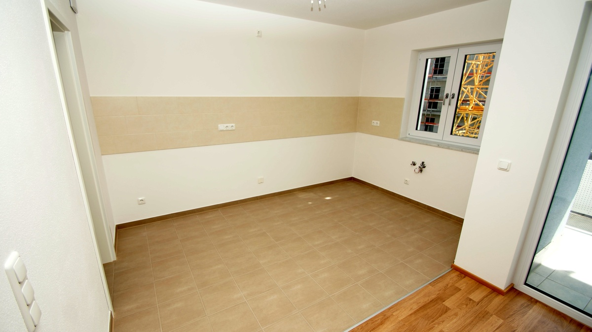 Küchenbereich (vor Einzug)