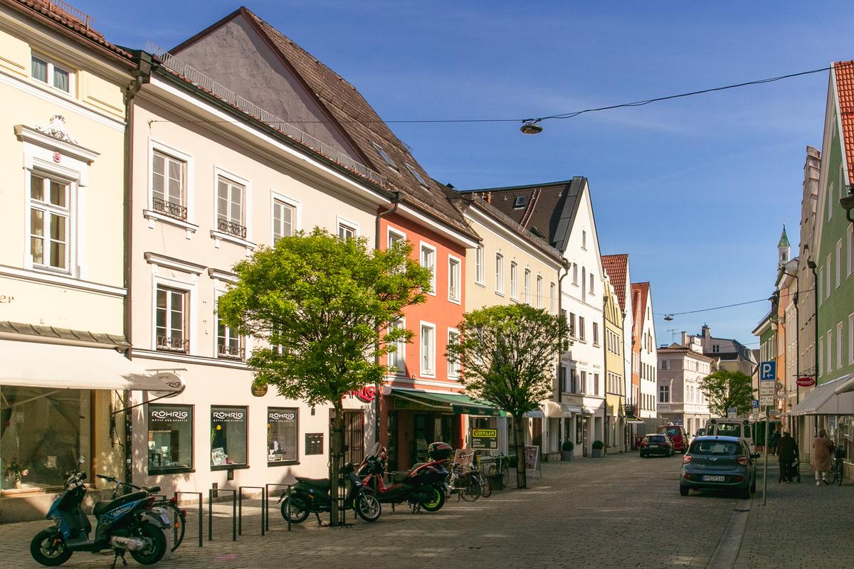 Pöltnerstraße